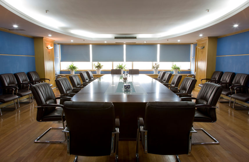 Boardroom Power Points Wiring & Security